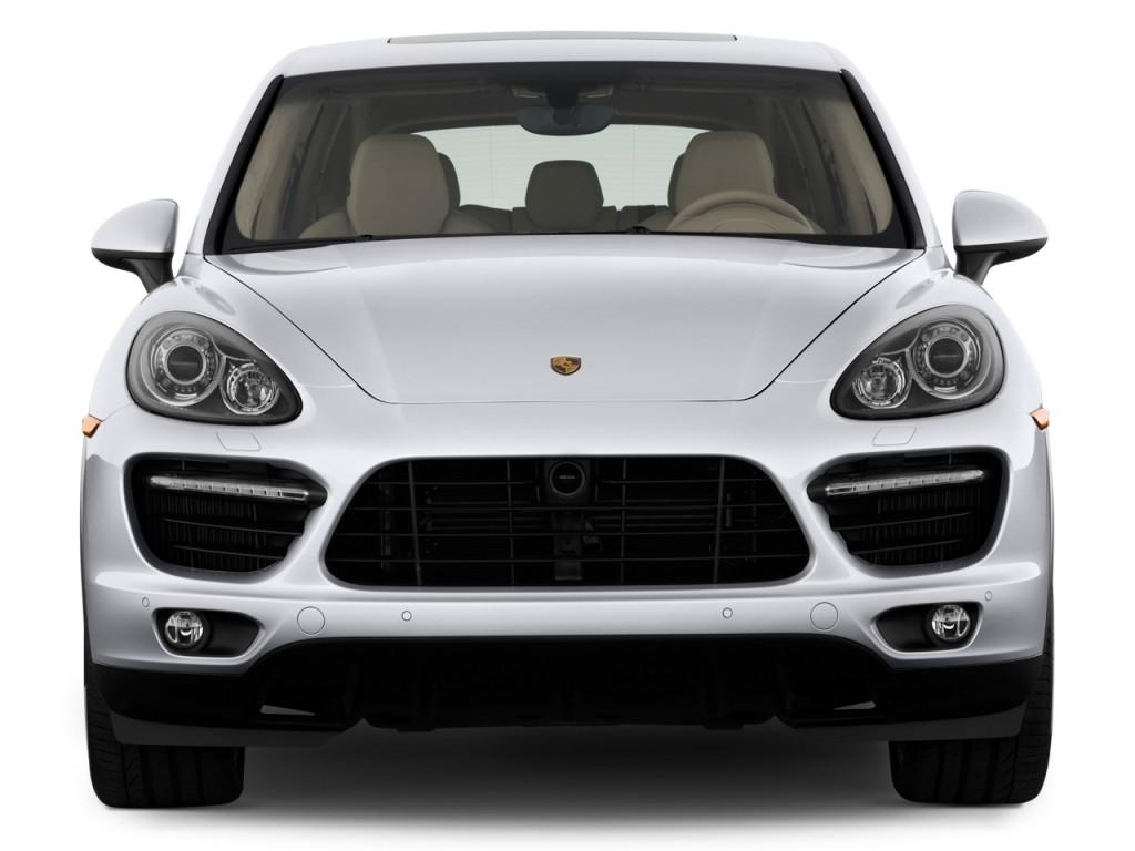 Image 2013 Porsche Cayenne Awd 4 Door Turbo Front