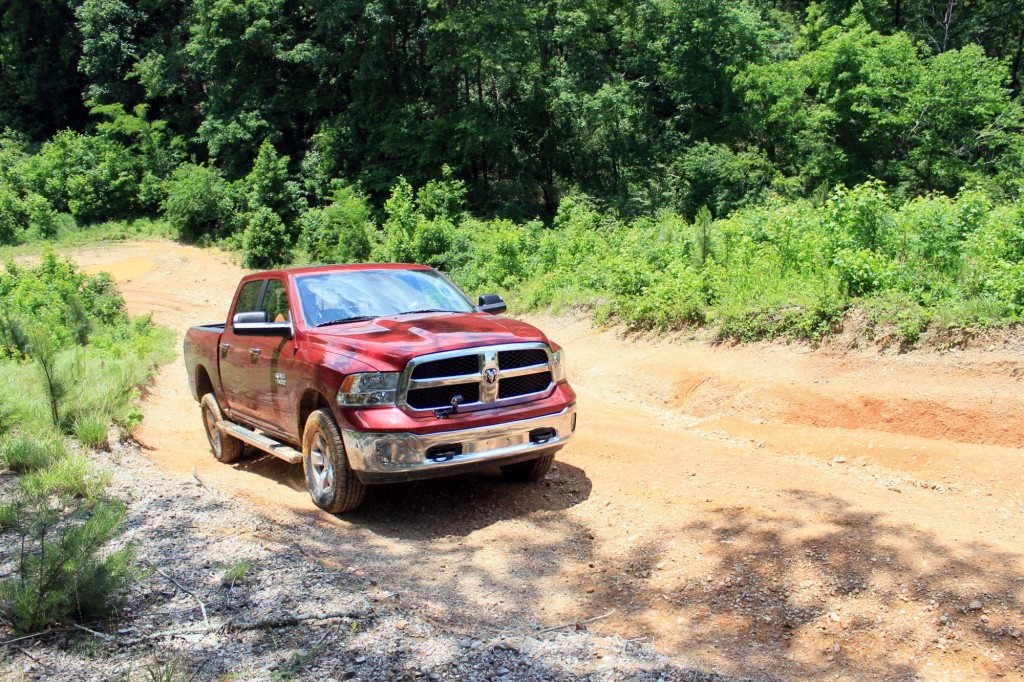 2013 Ram 1500 Off Road: 30 Days Of Ram