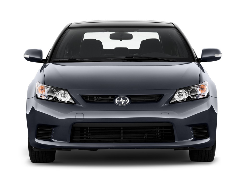 image 2013 scion tc 2 door hb man natl front exterior. Black Bedroom Furniture Sets. Home Design Ideas