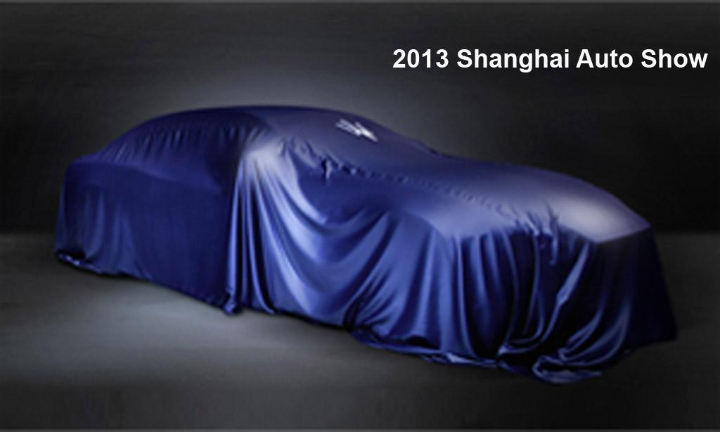 2013 Shanghai Auto Show