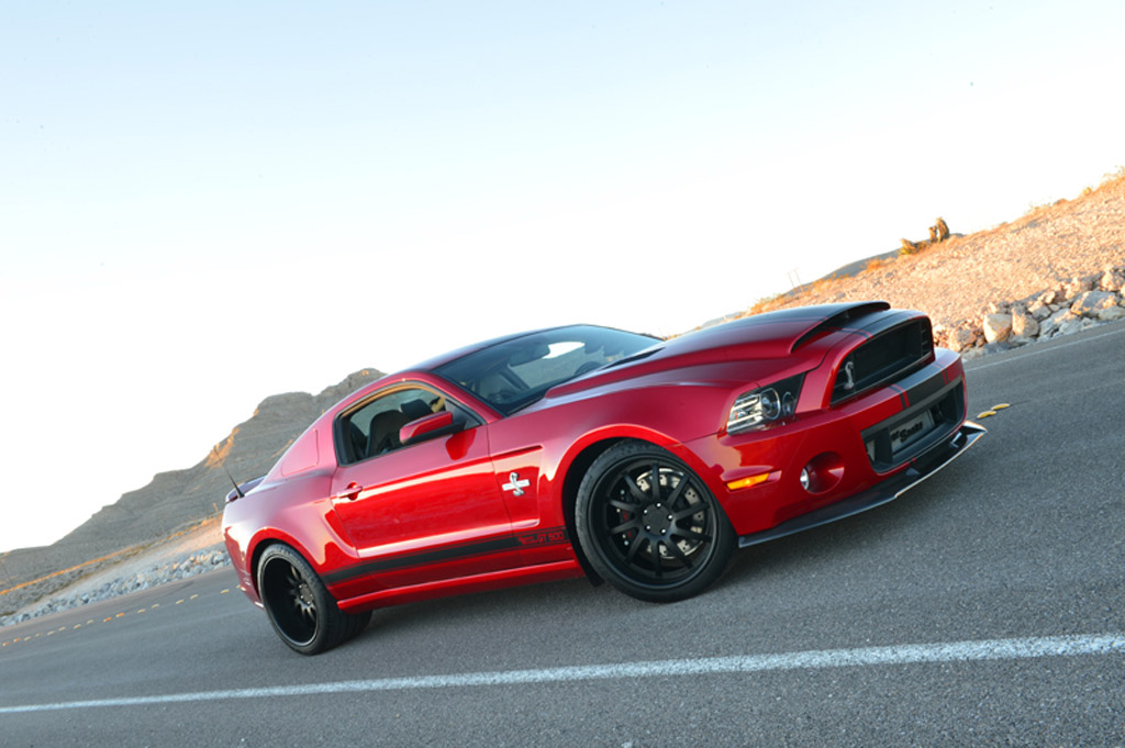 shelby gt500 super snake with new wide body kit debuts in detroit