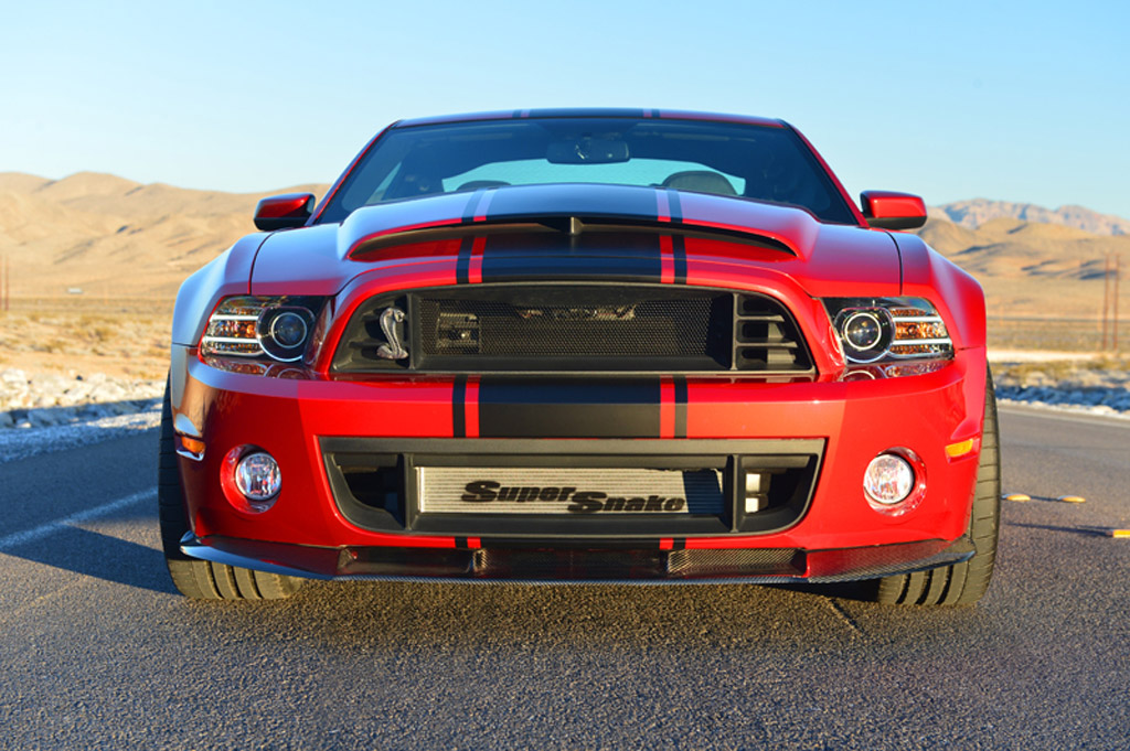 2013 Shelby GT500 Super Snake Widebody