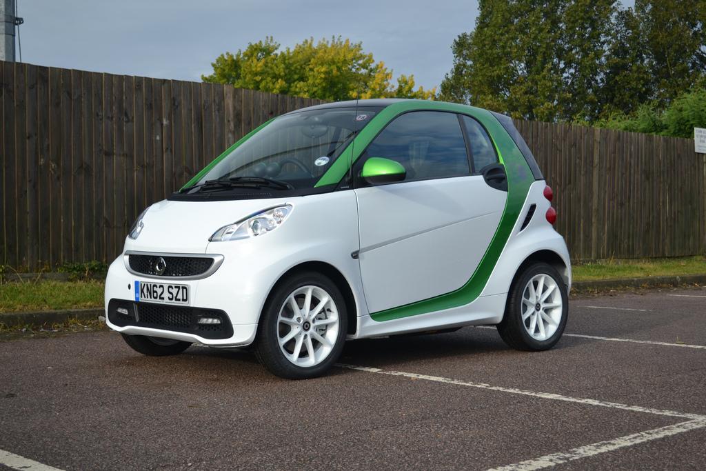 Buy Smart Car Seattle