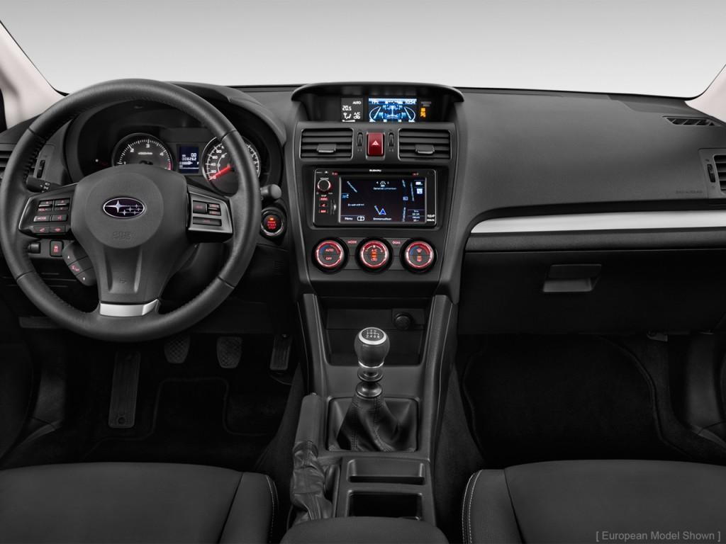 Image 2013 Subaru Xv Crosstrek 5dr Man Premium