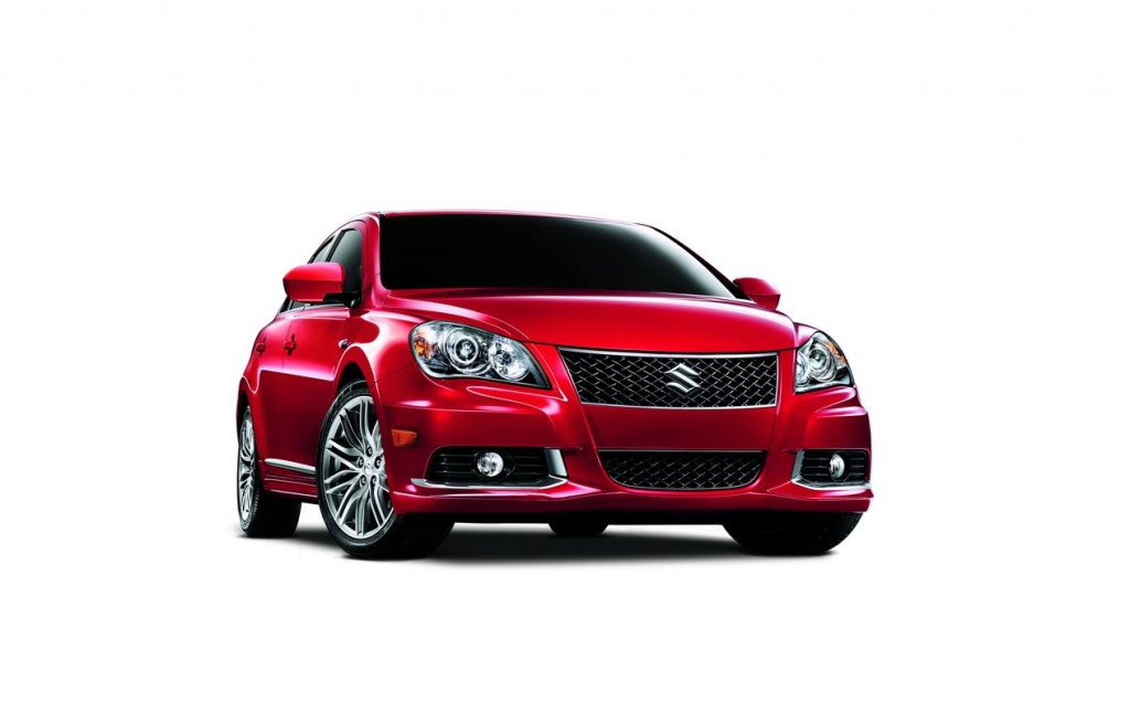 2010-2013 Suzuki Kizashi Recalled For Spiders (It's A Trend)