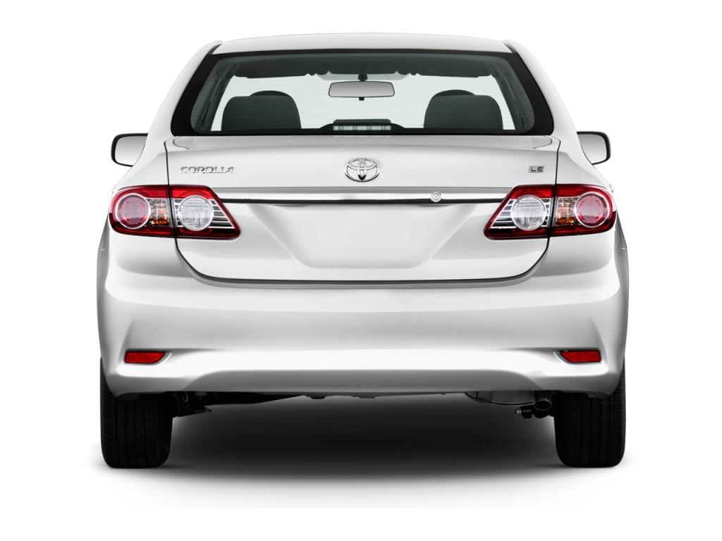 Image 2013 Toyota Corolla 4 Door Sedan Auto Le Natl