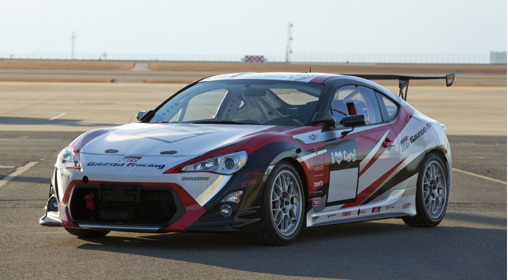 2013 Toyota GT 86 race car