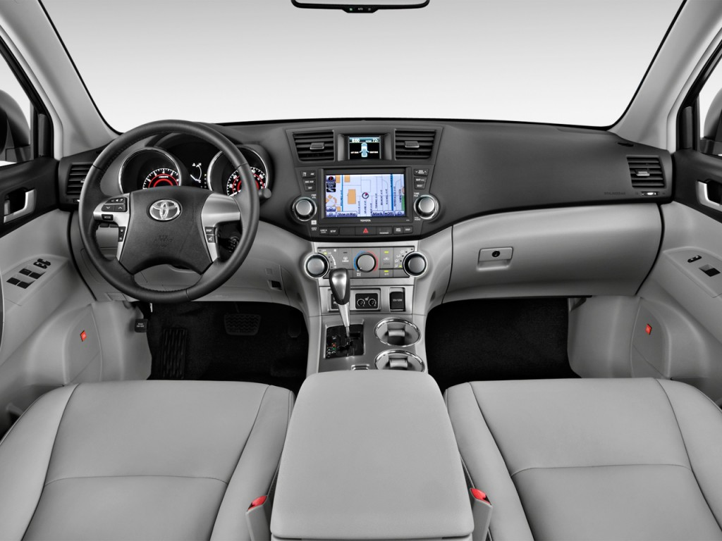 Image 2013 Toyota Highlander Fwd 4 Door V6 Se Natl