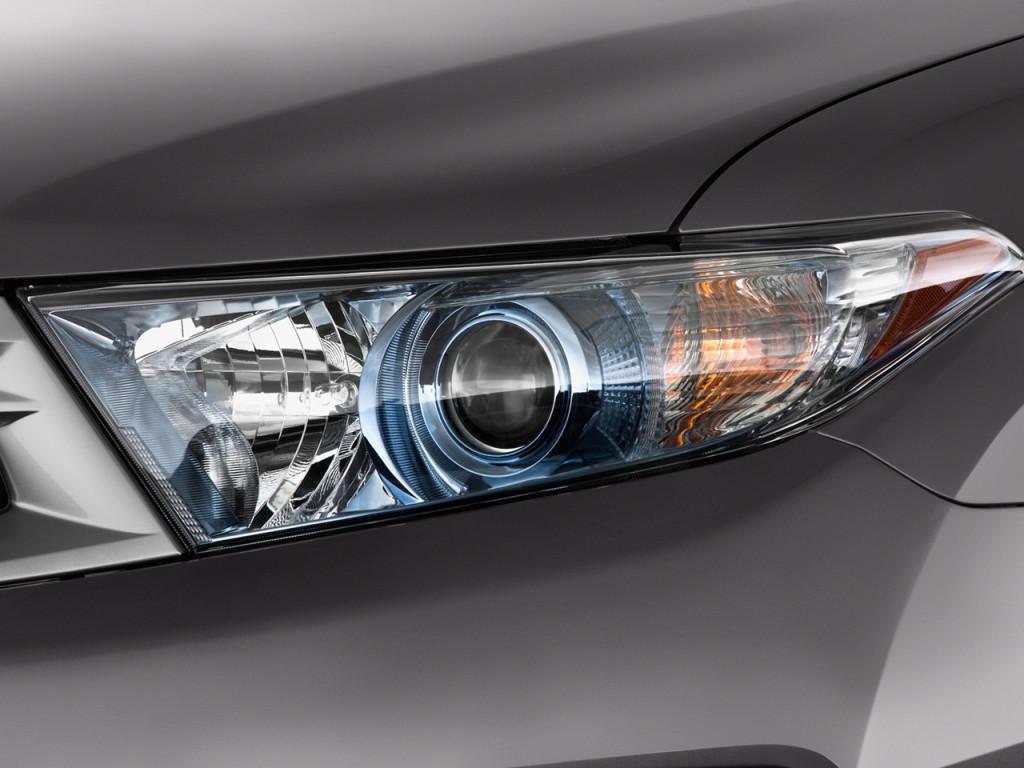 Image: 2013 Toyota Highlander Hybrid 4WD 4-door Limited ...