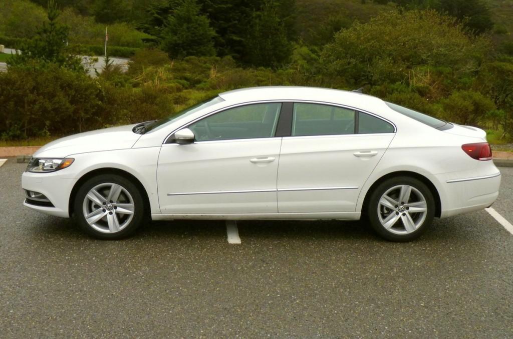 2013 Volkswagen CC: First Drive