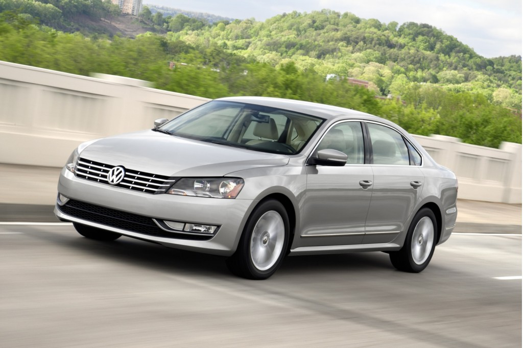 2012 VW Passat Six-Month Road Test: A Bigger Back Seat Than A...