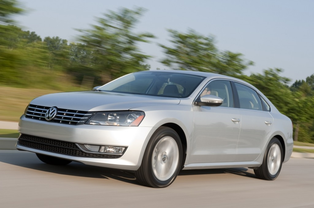 2012 volkswagen passat six month road test 45 9 miles per gallon and less. Black Bedroom Furniture Sets. Home Design Ideas