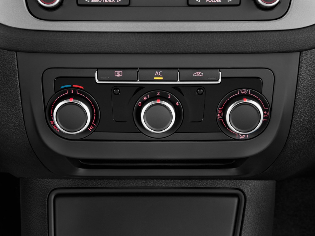 Temperature Controls 2013 Volkswagen Tiguan 2WD 4 door Auto S #B01B25