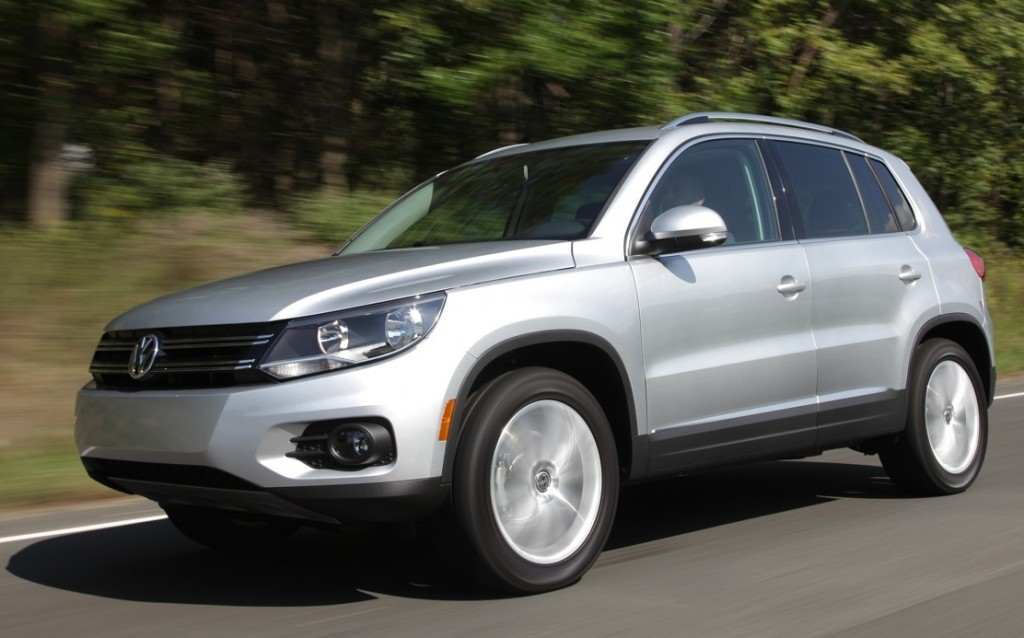 Volkswagen Plans New SUV For The U.S. Market