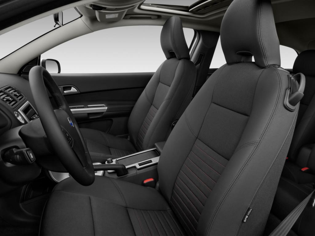 2013 Volvo C30 2-door Coupe Auto Front Seats