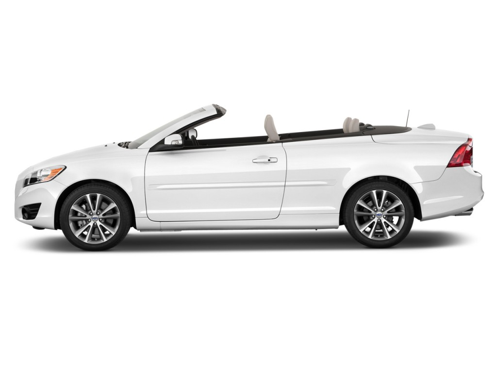 image 2013 volvo c70 2 door convertible t5 side exterior view size 1024 x 768 type gif. Black Bedroom Furniture Sets. Home Design Ideas