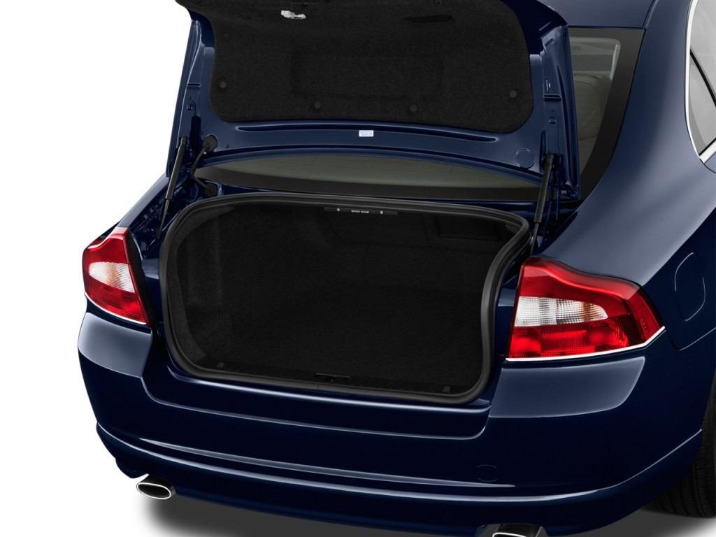 Image: 2013 Volvo S80 4-door Sedan 3.2L Trunk, size: 1024 x 768, type: gif, posted on: October ...