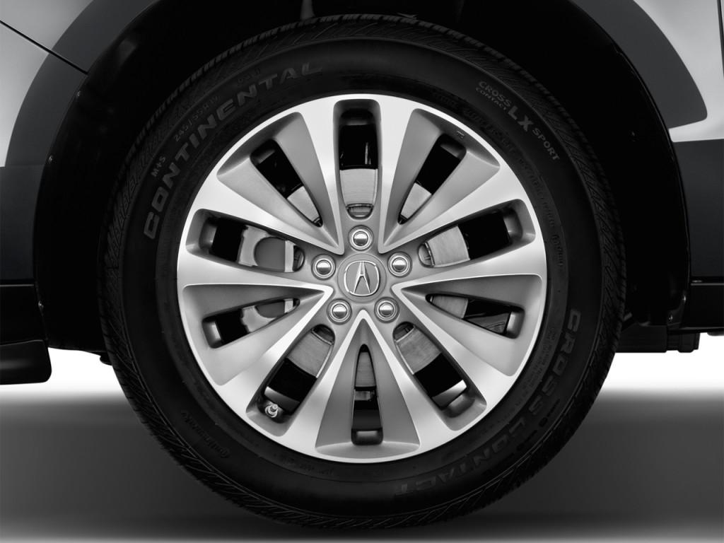 Image: 2014 Acura MDX FWD 4-door Tech Pkg Wheel Cap, size: 1024 x 768, type: gif, posted on ...