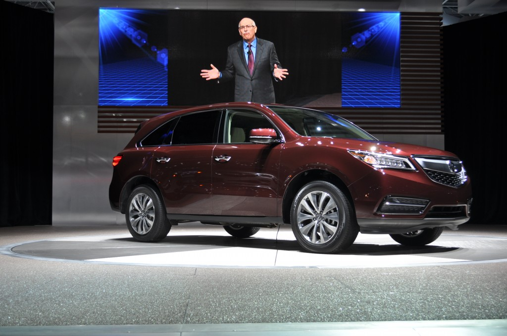 2014 Acura MDX Live Photos