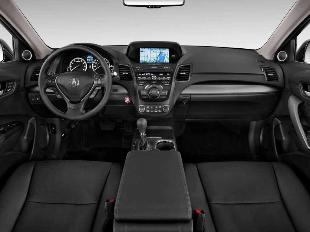 Image: 2014 Acura RDX FWD 4-door Tech Pkg Dashboard, size: 1024 x 768 ...