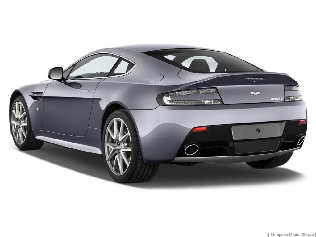 Image 2014 Aston Martin V8 Vantage 2 Door Coupe S Angular