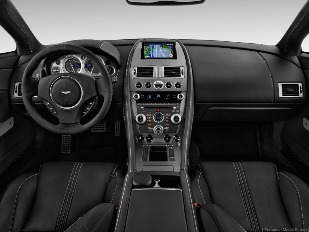 Image 2014 Aston Martin V8 Vantage 2 Door Coupe S