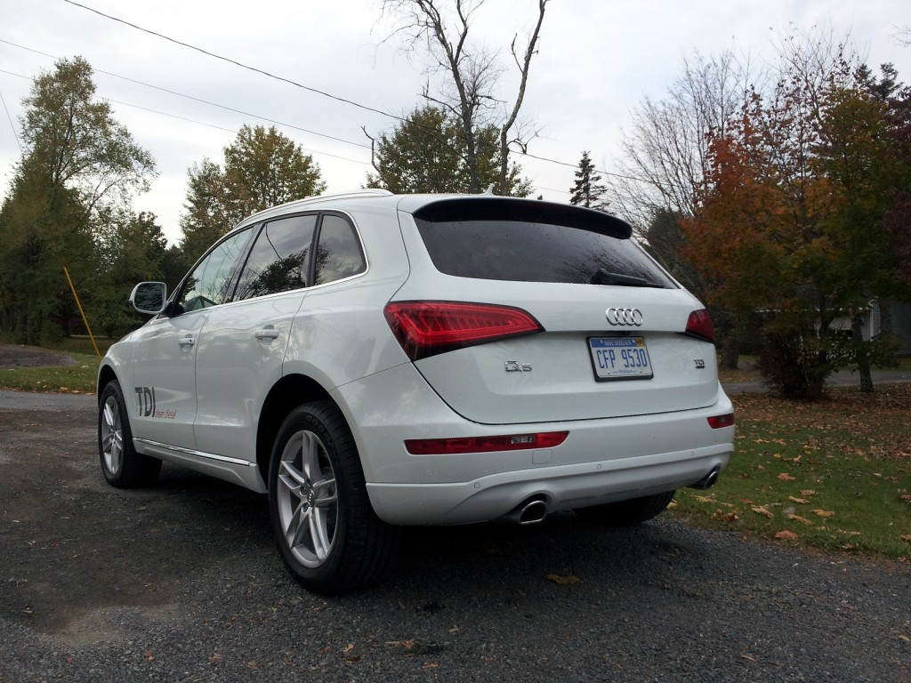 image 2014 audi q5 tdi catskill mountains oct 2013. Black Bedroom Furniture Sets. Home Design Ideas