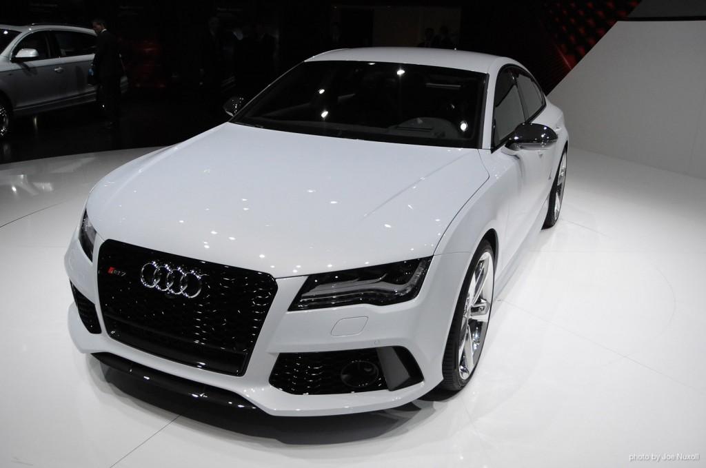 2014 Audi RS 7 - 2013 Detroit Auto Show