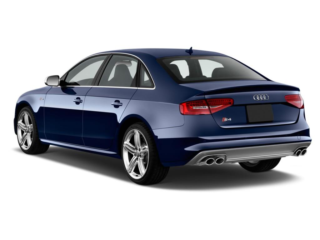 Image 2014 Audi S4 4 Door Sedan Man Premium Plus Angular