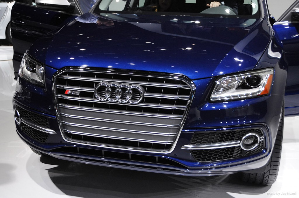 2014 Audi SQ5 - 2013 Detroit Auto Show