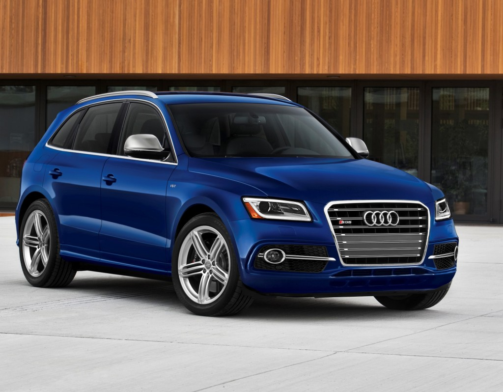2014-2015 Audi SQ5 Recalled For Software Glitch That Could Deactivate Power Steering
