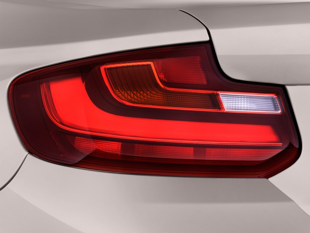 Image 2014 Bmw 2 Series 2 Door Coupe 228i Rwd Tail Light