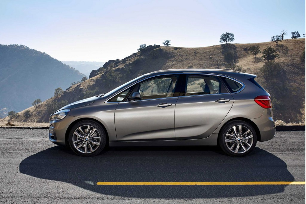 2014 BMW 2-Series Active Tourer