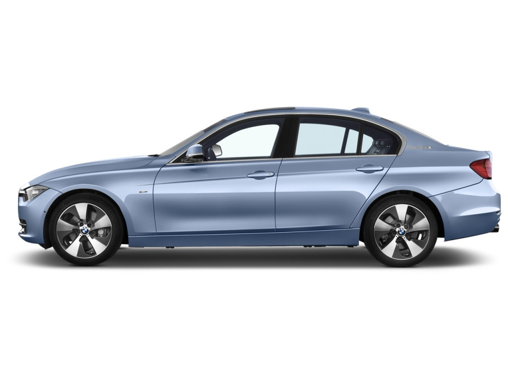 Image 2014 Bmw 3 Series 4 Door Sedan Activehybrid 3 Side Exterior View Size 1024 X 768 Type