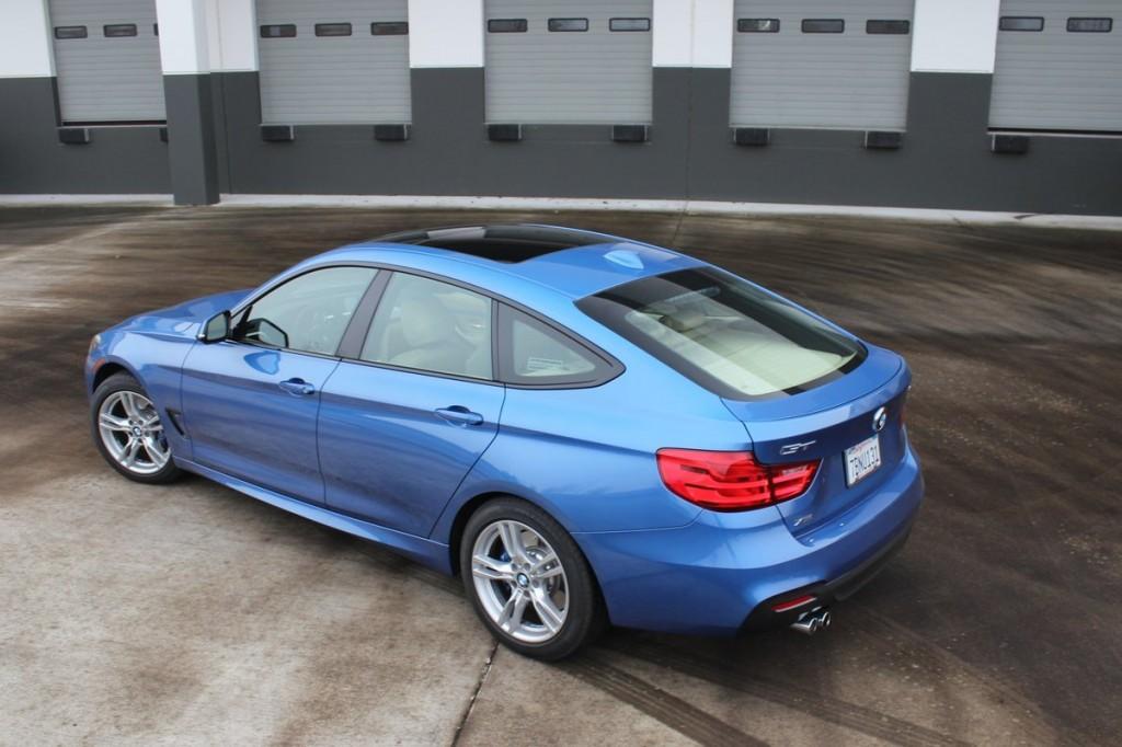 2014 BMW 3-Series Gran Turismo  -  Driven, December 2013