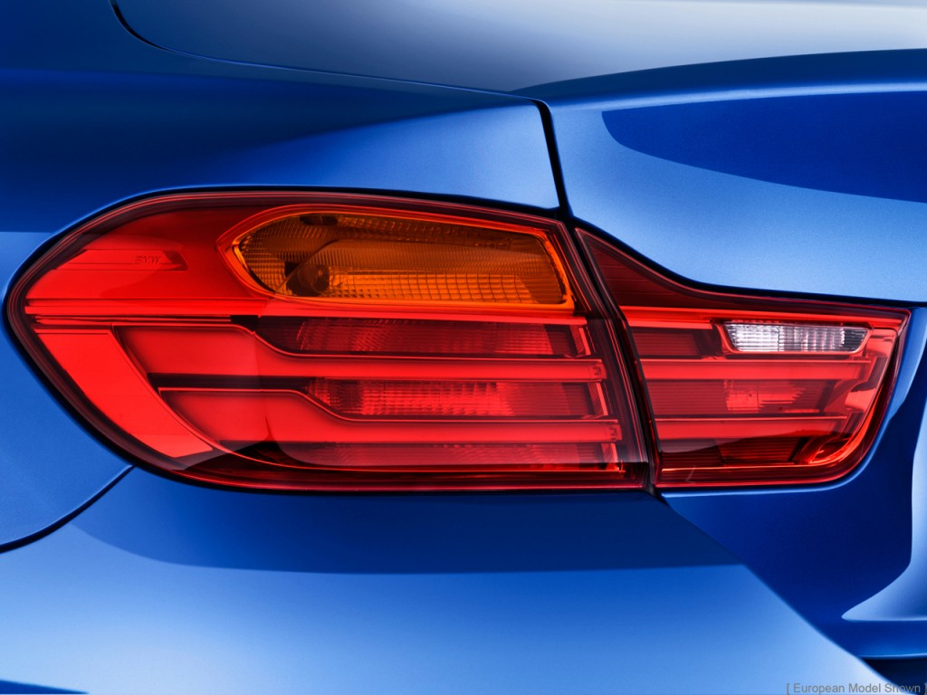 Image 2014 Bmw 4 Series 2 Door Coupe 428i Rwd Tail Light