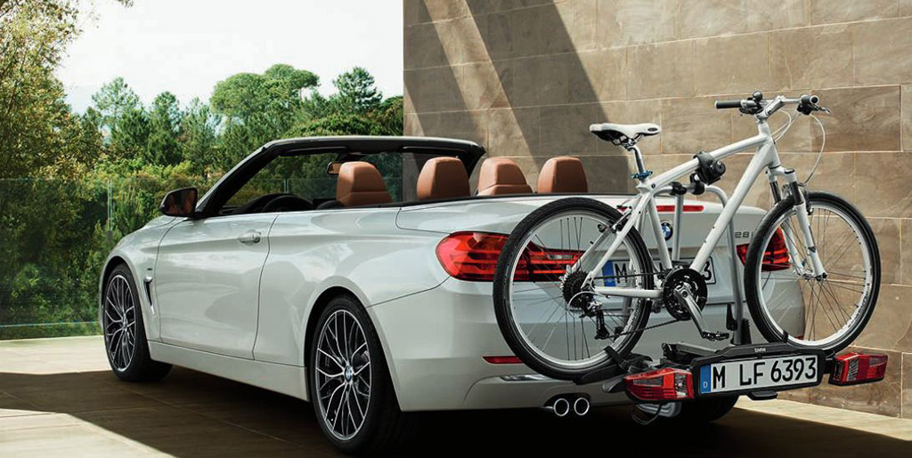 2014 BMW 4-Series Convertible leaked
