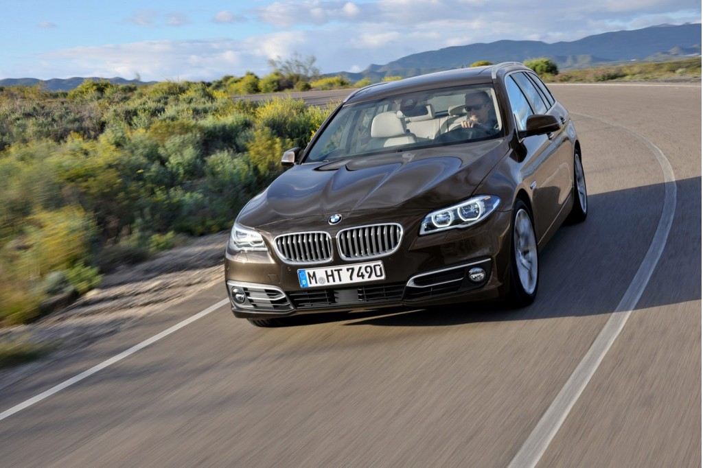 2014 BMW 5-Series Touring (Sports Wagon)