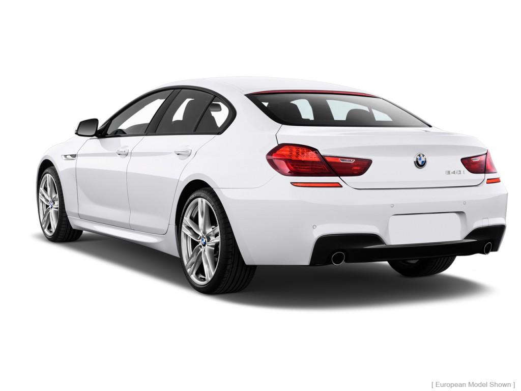 Image 2014 bmw 6 series 4 door sedan 640i gran coupe angular rear exterior view size 1024 x - 2014 bmw 650i gran coupe ...