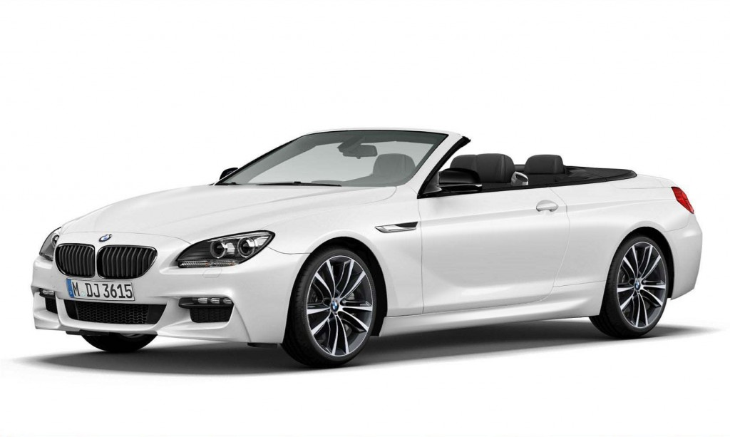 2014 BMW 6-Series Convertible