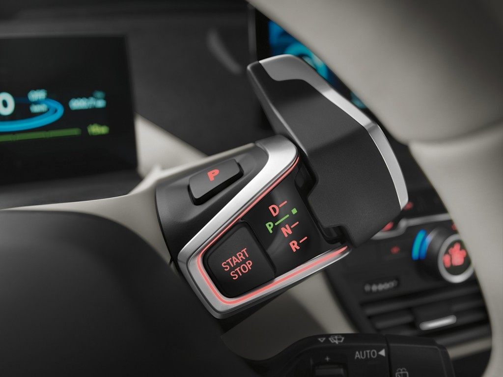 2014 BMW i3 Electric Car: Connectivity, Navigation Highlights