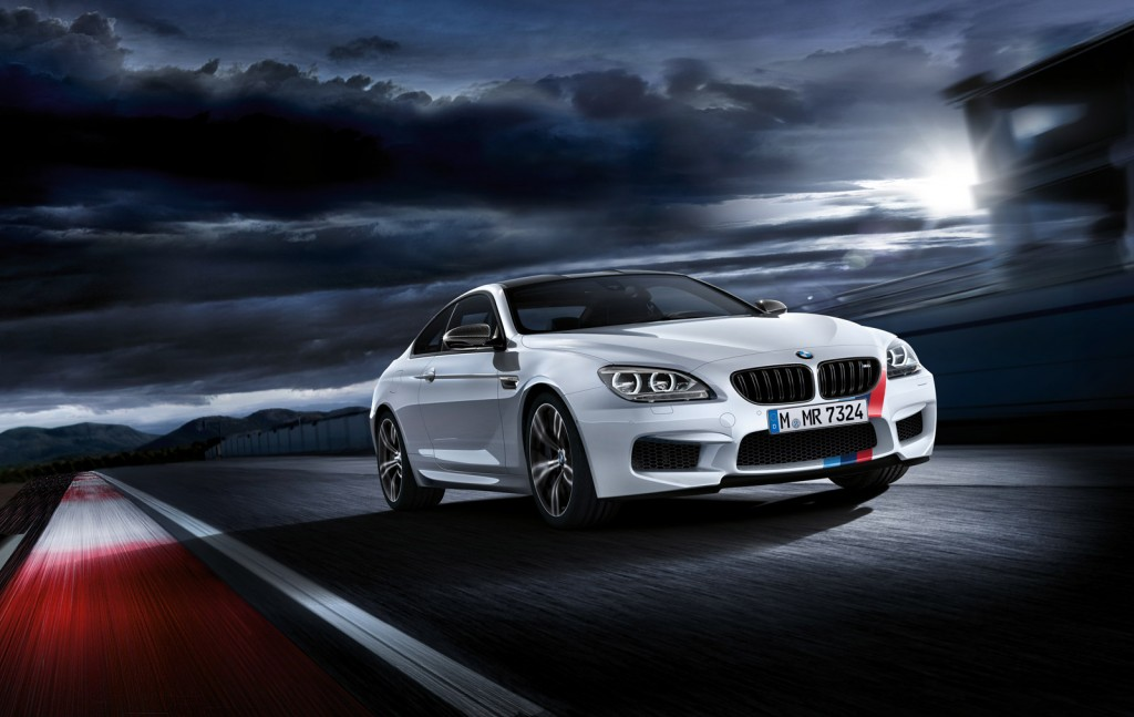 2014 BMW M6 equipped with BMW M Performance parts