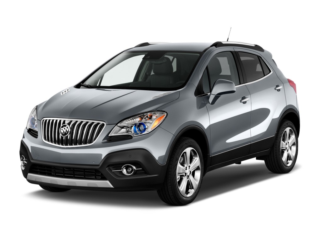 2014 Buick Encore Features Review The Car Connection