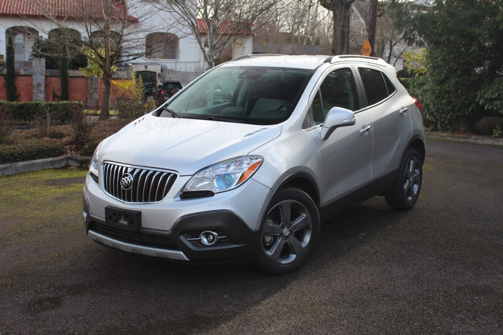 2014 Buick Encore  -  Driven, February 2014