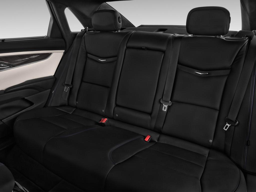 Cadillac Xts Door Sedan Platinum Fwd Rear Seats L