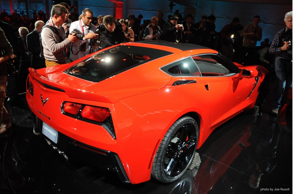 2014 Chevrolet Corvette Stingray - Launch Event Photos