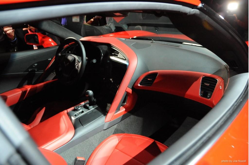 2014 Chevrolet Corvette Stingray - Launch Event Photos