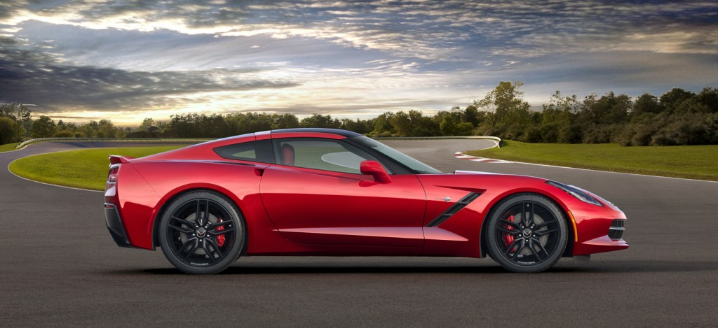 Corvette Auctions Raise Nearly $1.6 Million For Charity