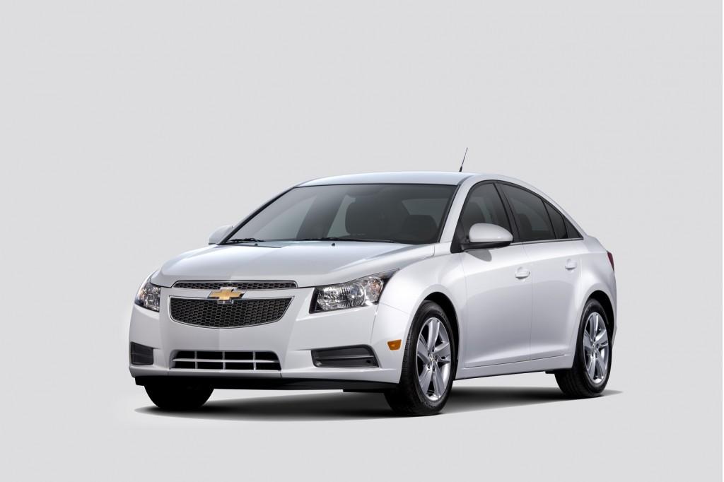 2014 Chevrolet Cruze Clean Turbo Diesel Priced At $25,695