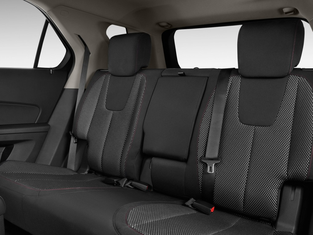 image 2014 chevrolet equinox fwd 4 door lt w 1lt rear. Black Bedroom Furniture Sets. Home Design Ideas